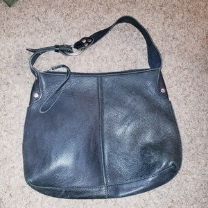 LUCKY BRAND VINTAGE INSPIRED LEATHER HAND BAG